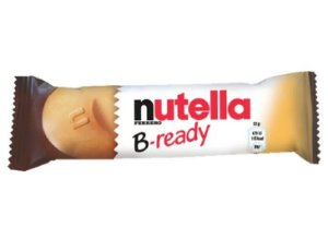 Biscoito Ferrero Nutella Wafer B-Ready 22g