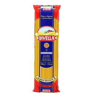 Massa Italiana Divella Spaghetti N8 500g