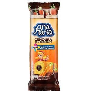 Bolinho Ana Maria Cenoura C/Chocolate 35g