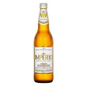 Cerveja Império Puro Malte Pilsen 600ml