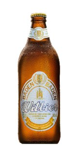 Cerveja Nacional Baden WitBier 600ml