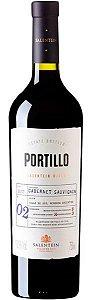 Vinho Argentino Portillo Cabernet Sauvignon 750ml
