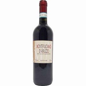 Vinho Italiano Montepulciano Dabruzzo Bonachi 750ml