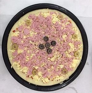 Pizza Presunto Tradicional Resfriada 400g
