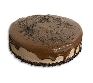 Torta de Brigadeiro - aro 18