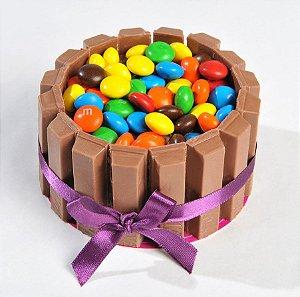 Mini Torta de Kit Kat Unidade