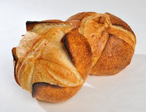 Pão Rústico Italiano Bola 250g