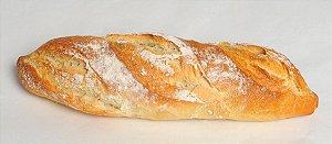 Pão Rústico Mini Baguete Tradicional 100g