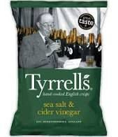 Batata Frita Tyrrells Vinagre 150g