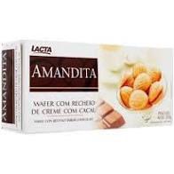 Biscoito Amandita Wafer 200g