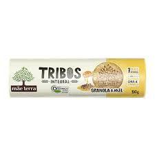 Biscoito Mãe Terra Tribos Orgânico Granola 130g