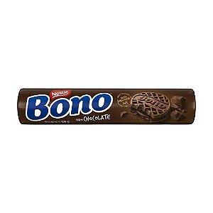 Biscoito Nestle Bono Recheado Chocolate 126g