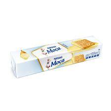 Biscoito Nestle Moça Recheado 140g