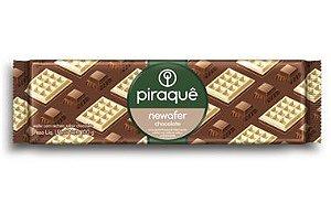 Biscoito Piraque Newafer Chocolate 100g