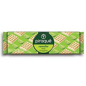 Biscoito Piraque Newafer Limão 100g