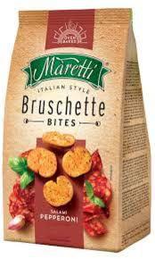 Bruschette Maretti Salami Pepperon 90g