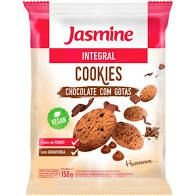 Cookies Jasmine Integral Chocolate Gotas 150g