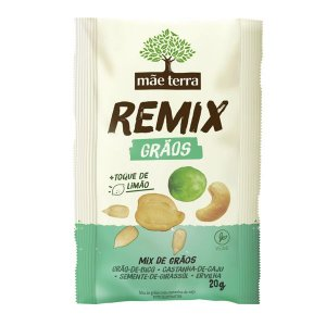 Remix Graos Mãe Terra 20g