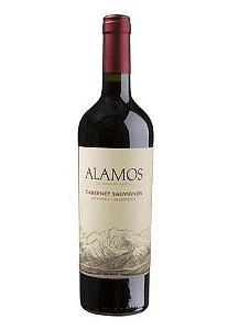 Vinho Argentino Alamos Cabernet Sauvignon 750ml