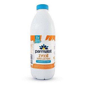 Leite Longa Vida Parmalat Zymil Zero Lactose Semidesnatado 1L