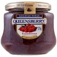 Geleia Queensberry Classic Framboesa 320g