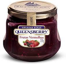 Geleia Queensberry Classic Frutas Vermelhas 320g