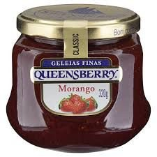 Geleia Queensberry Classic Morango 320g
