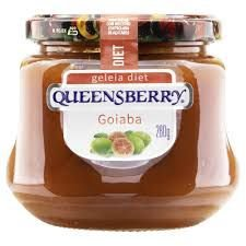 Geleia Queensberry Diet Goiaba 280g