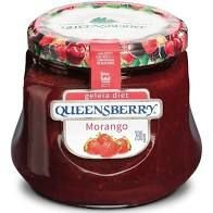 Geleia Queensberry Diet Morango 280g