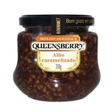 Geleia Queensberry Gourmet Alho Caramelizado 310g