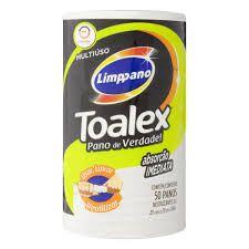 Pano Toalex Limppano Multiuso C/50Un