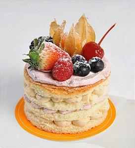 Mini Torta Luxo e Riqueza unidade