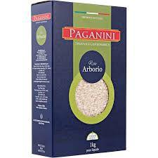 Arroz Arbório Italiano Paganini 1Kg