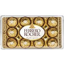 Bombom Ferrero Rocher T12 150g
