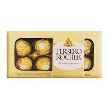 Bombom Ferrero Rocher T8 100g