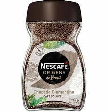 Café Solúvel Nescafé Origens do Brasil Chapada Diamantina 90g