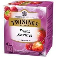 Chá Twinings Infusions Frutas Silvestres 20g
