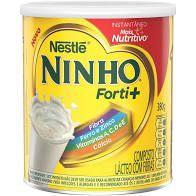 Composto Lácteo Pó Ninho Fort+ Instantaneo 380g