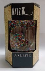 Chocolate Katz Pastilha Colorida 100g