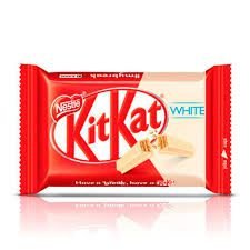 Chocolate Kit Kat 4 Finger Branco 41,5g