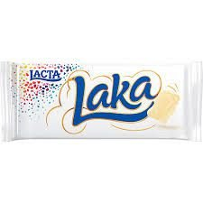 Chocolate Lacta Laka 90g