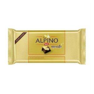 Chocolate Nestle Alpino Nevado 90g