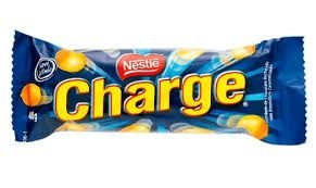 Chocolate Nestle Charge 40g