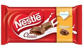 Chocolate Nestle Diplomata 90g