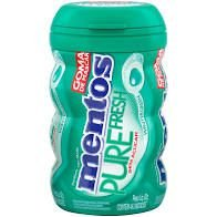 Mentos Pure Fresh Big Wintergreen 92g
