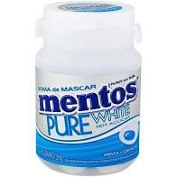 Mentos Pure White 56g