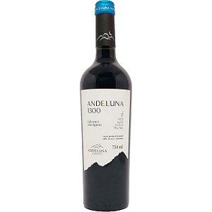Vinho Argentino Andeluna 1300 Cabernet Sauvignon 750ml
