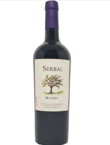 Vinho Argentino Atamisque Serbal Malbec 750ml