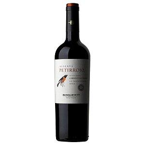 Vinho Chileno Petirrojo Reserva Cabernet Sauvignon 750ml