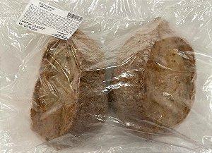 Pão Rústico Grano Assado e Congelado com 2 unidades